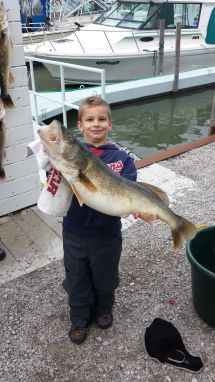 Lake Erie Walleye Charter