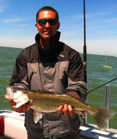 Lake Erie Charter Fishing