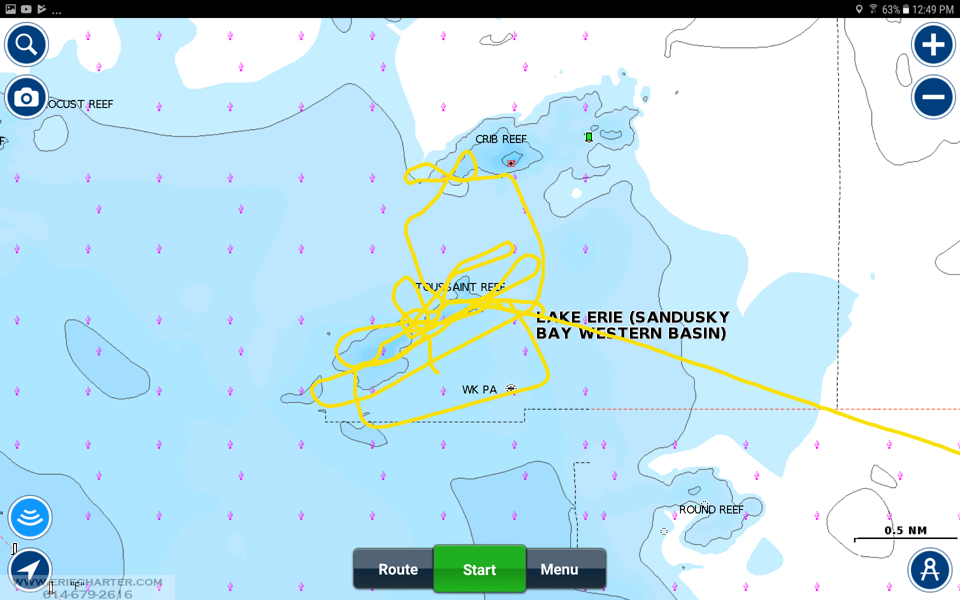 Lake Erie Fishing Charters Fishing Reports